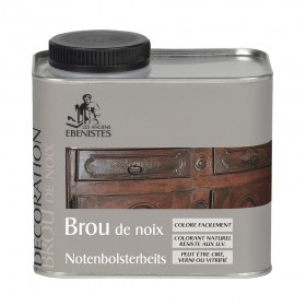BROU DE NOIX - Les anciens ébénistes