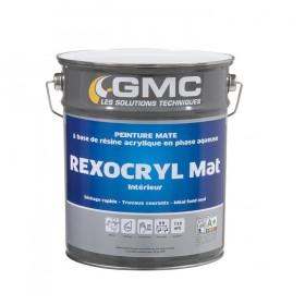 REXOCRYL MAT PEINTURE ACRYLIQUE FONDS NEUFS - GMC