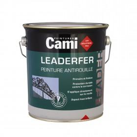 LEADERFER Peinture antirouille (primaire + finition) - CAMI