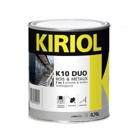 K10 Peinture multi-supports 2 en 1 (primaire et finition) - KIRIOL