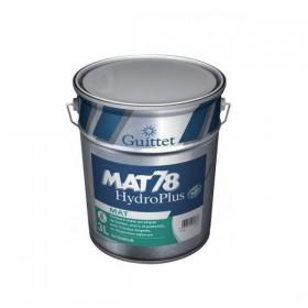 MAT 78 HYDROPLUS Peinture mate acrylique - GUITTET