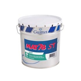 MAT 78 ST SANS TENSION Peinture mate sans tension - GUITTET