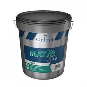 Mat 78 ULTRA Peinture mate isolante et masquante - GUITTET