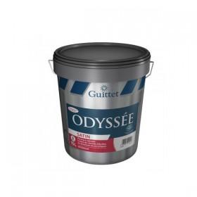 ODYSSEE SATIN BLANC Peinture à base de résines alkydes en émulsion et acryliques - GUITTET