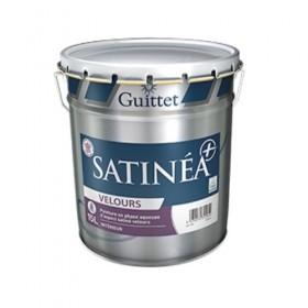 SATINEA+ VELOURS Peinture en phase aqueuse d'aspect satiné velours - GUITTET