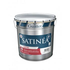 SATINEA+ Peinture en phase aqueuse d'aspect satiné poché arrondi - GUITTET