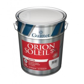 ORION SOLEIL SATIN Peinture Laque glycéro - GUITTET