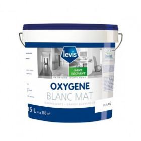 OXYGENE MAT Peinture mate 0% de solvant ajouté en phase aqueuse - LEVIS
