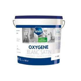OXYGENE SATIN Peinture satin 0% de solvant ajouté en phase aqueuse - LEVIS