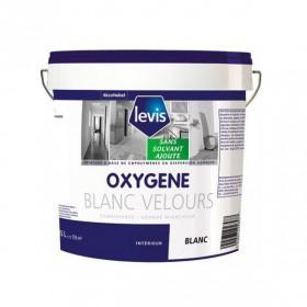 OXYGENE VELOURS Peinture veloutée 0% de solvant ajouté en phase aqueuse - LEVIS