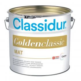 CLASSIDUR GOLDEN CLASSIC Peinture mate de rénovation intérieure de hautes performances - CLASSIDUR