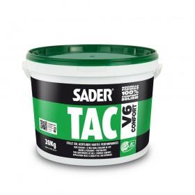 SADERTAC V6 colle acrylique haute performances, sans solvant pour sols d'intérieur - BOSTIK