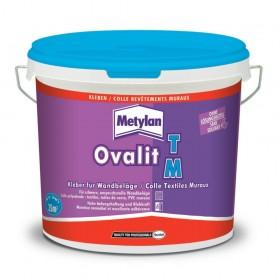 METYLAN OVALIT TM Colle revêtements Textile Muraux - HENKEL