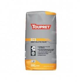 EC3 Enduit colle polyvalent en poudre - TOUPRET