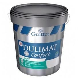 DULIMAT CONFORT Peinture mate de finition en dispersion aqueuse additivée aux siloxanes - GUITTET