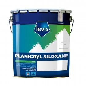 PLANICRYL SILOXAN Peinture mate à base de résines synthétique etpolysiloxane en phase aqueuse - LEVIS