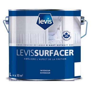 SURFACER Sous-couche de laque à haut extrait sec - LEVIS
