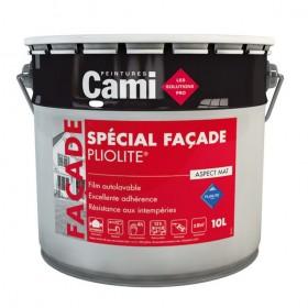 PLIOLITE® Peinture façades technologie Pliolite rénovation - CAMI