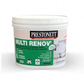 PRESTONETT MULTI-RENOV Enduit multi-usage en pâte - BEISSIER
