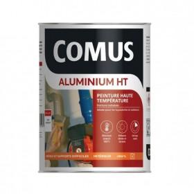 ALUMINIUM HT Peinture métalisée pour tuyaux et radiateurs - COMUS