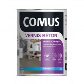 VERNIS BÉTON Vernis polyuréthane acrylique - COMUS