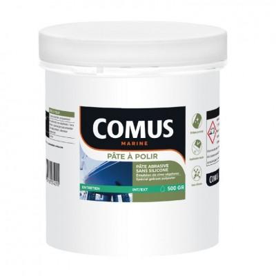 PÂTE À POLIR sans silicone, à base de cires végétales - COMUS