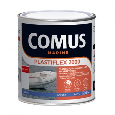 PLASTIFLEX 2000 Finition pour pneumatiques - COMUS