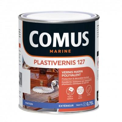 PLASTIVERNIS 127 Vernis marin alkyde-uréthane polyvalent - COMUS
