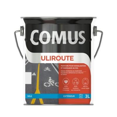 ULIROUTE Peinture pour signalisation et marquage routier - COMUS