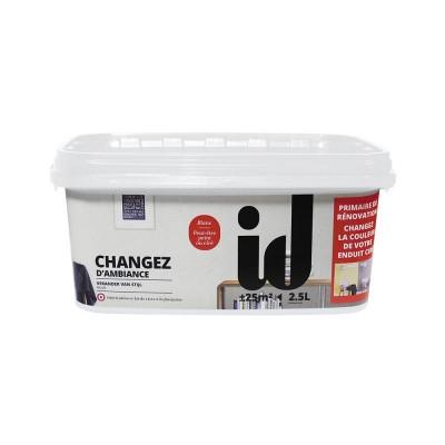 PRIMAIRE CHANGEZ D'AMBIANCE - ID Paris
