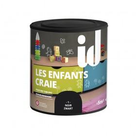 PEINTURE LES ENFANTS CRAIE - ID Paris