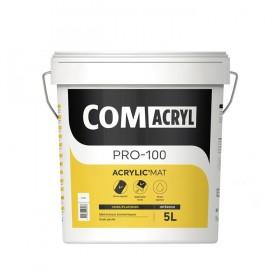 COMACRYL ACRYLIC'MAT Peinture en phase aqueuse finition C - COMUS