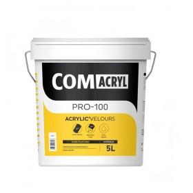 COMACRYL ACRYLIC'VELOURS Peinture en phase aqueuse finition C - COMUS