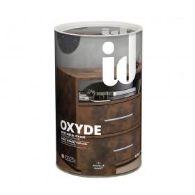 PEINTURE OXYDE Effet métal oxydé - ID Paris